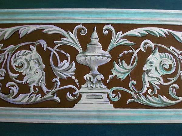 Decorazione pareti esterne correggio reggio emilia for Decorazioni pareti