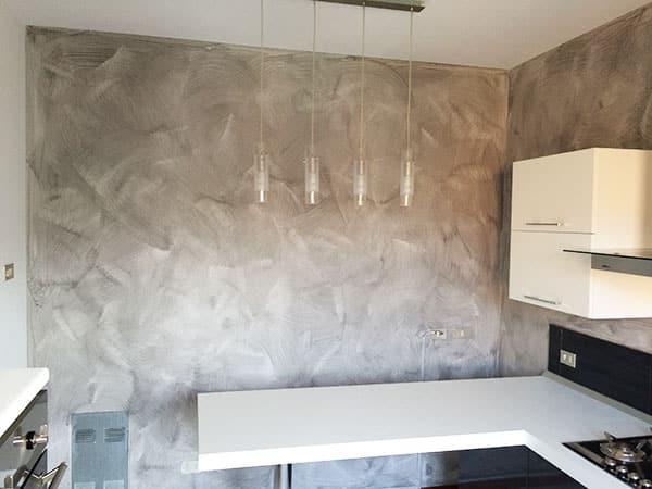 Velatura pareti modena carpi costi tariffe imbianchino for Pittura sabbiata pareti